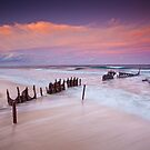 Dicky Beach, Queensland by Matthew Stewart