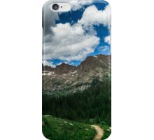 Take on an adventure and embrace nature iPhone Case/Skin