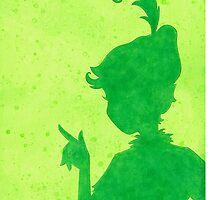 Peter Pan by magzart