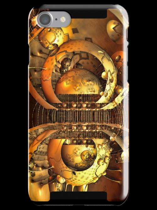 Inner Workings iPhone by Keith Reesor