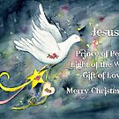 Christmas Dove by Janis Lee Colon
