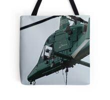 KMAX Heavy Lift Helicopter Tote Bag