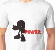 Power Type: Knuckles Unisex T-Shirt