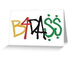B4.DA.$$ Greeting Card