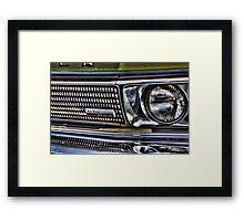 """Chrysler """"New Yorker"""" Framed Print"""