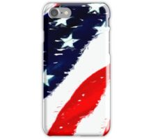 untitled flag iPhone Case iPhone Case/Skin