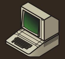 The Classic Apple ][ (on your breast) by Zern Liew