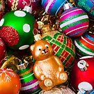 Bear ornament by Garry Gay