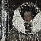 Elizabeth 1 - (Glorianna) detail by Ian A. Hawkins