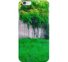 Brown Among Green  iPhone Case/Skin