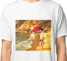 Old Fashioned Sunscreen Classic T-Shirt