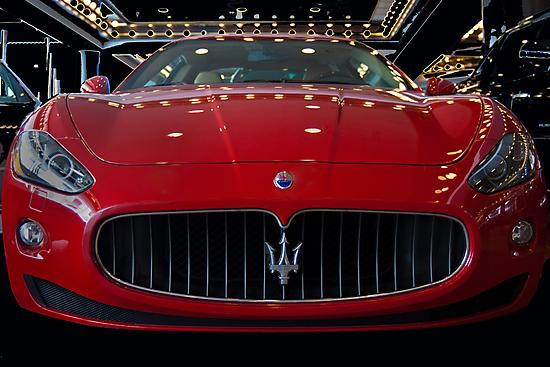 Maserati  by Phil Campus