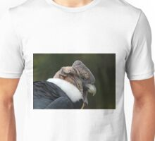 Head of a Male Andean Condor Unisex T-Shirt