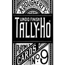 tally-ho deck of cards by tinncity