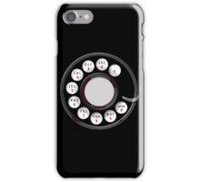 Rotary Me | Old Rotary Phone iPhone Case/Skin