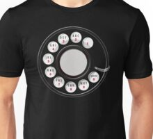 Rotary Me | Old Rotary Phone Unisex T-Shirt