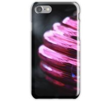 Unidentified Flying Christmas iPhone Case/Skin