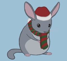 Christmas Chinchilla by soyrwoo