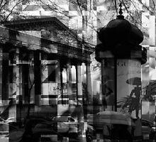 La Madeleine - Paris by AnnaChromes