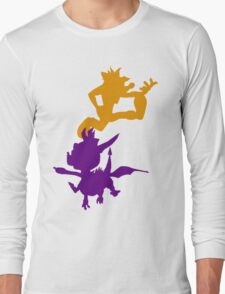Spyro and Crash Long Sleeve T-Shirt