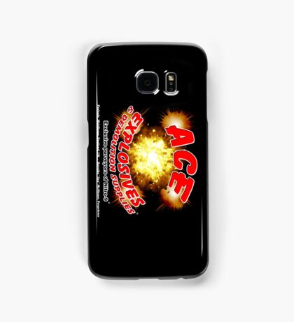 Ace Explosives and Demolition Supplies Samsung Galaxy Case/Skin