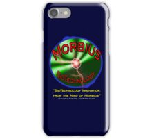 Morbius BioTechnology (Doctor Who) iPhone Case/Skin