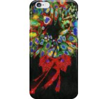 Christmas Wreath iPhone Case iPhone Case/Skin