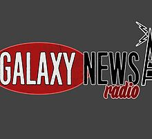 Galaxy News Radio Logo by JHawkmoon