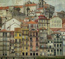 Texturing Porto by rentedochan