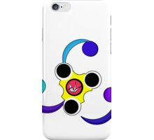 Crane cosmos iPhone Case/Skin