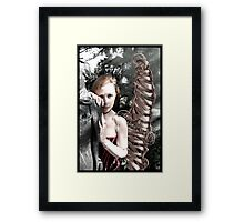 Gothic Photography Series 213 Framed Print