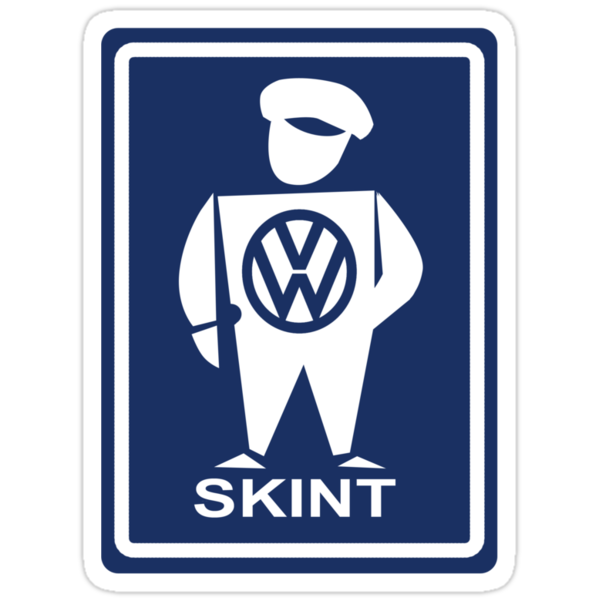 VW Skint by axesent