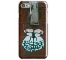 Catching the water iPhone Case/Skin