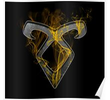 ANGELIC POWER (Rune) - TMI/Shadowhunters Poster