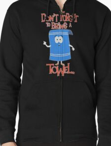 Towelie Funny South Park T-Shirt