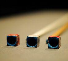 Just Chalk it Up (Pool Series) by laruecherie