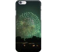 Sydney New Year Fire Works iPhone Case/Skin