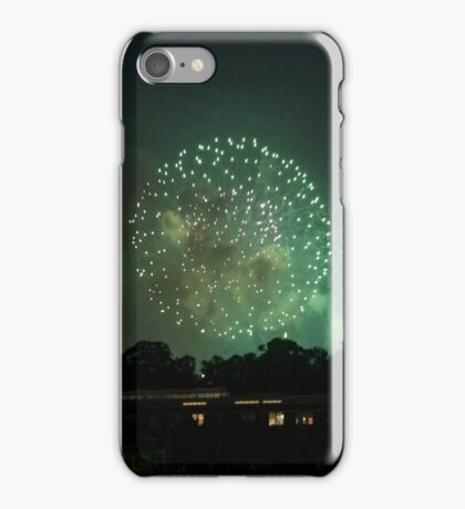 Sydney New Year Fire Works iPhone Case/Skin