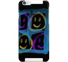 Happy window iPhone Case/Skin