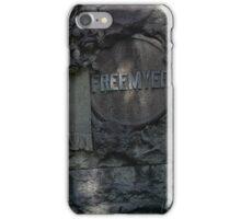 Freemeyer iPhone Case/Skin