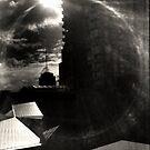 Rooftop Singularity by mugley