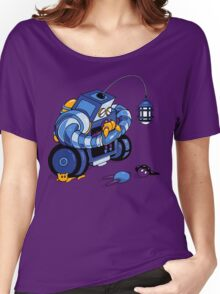 Lenny   Of Mice and Men Robot Women's Relaxed Fit T-Shirt