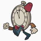 Eleventh Doctor Watch Sticker by nikholmes