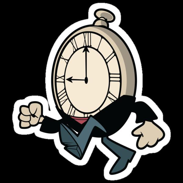 Ninth Doctor Watch Sticker by nikholmes