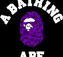 A Bathing Ape by ONLYFLY