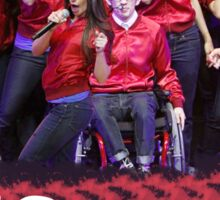 Don't Stop Believing || Glee Sticker