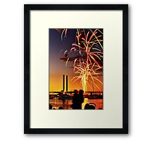 Happy New Year 2011 #2 Framed Print