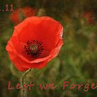 Rememberence  by Jenny1611