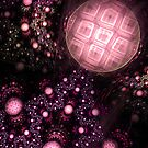 Spherical Abstract V by viennablue