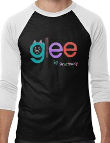 Glee by Brittany  Men's Baseball ¾ T-Shirt